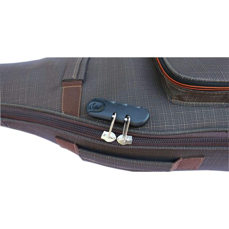 Padded Acoustic Guitar Gig Bag Case SAFE-403 - Guitar Accessories
