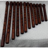Professional Rosewood Mey With Pro Reed By Ali Rza Acar - Flutes
