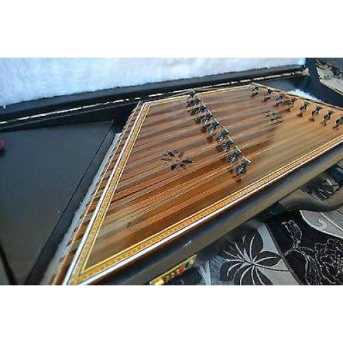 Professional Santoor With Hard Case - Santoor