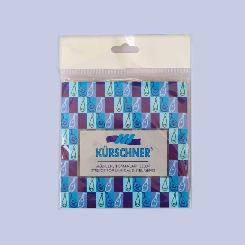 Professional Strings For Turkish Oud Kurschner 0.09 KSO-109 - Ouds