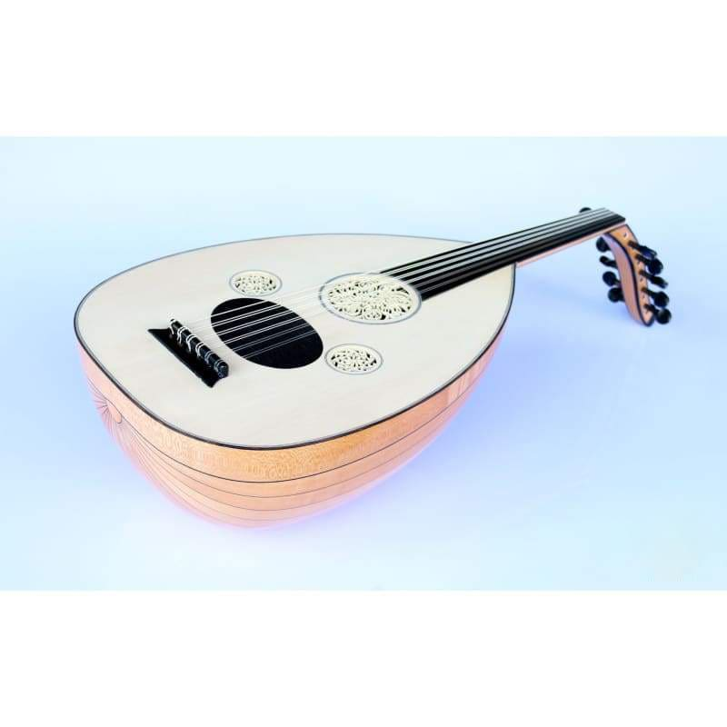 Professional Turkish Oud Instrument HSO-203 - Ouds