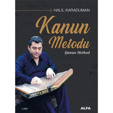 Qanun Method By Halil Karaduman KBH-303 - Kanun Accessories