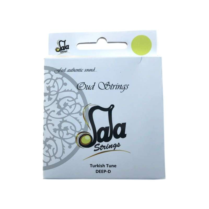 Special Strings For Turkish Oud DEEP-D - Oud Accessories