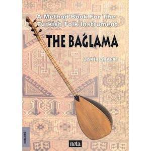 The Baglama - Book For Saz Instrument TBK-203 - Sazs
