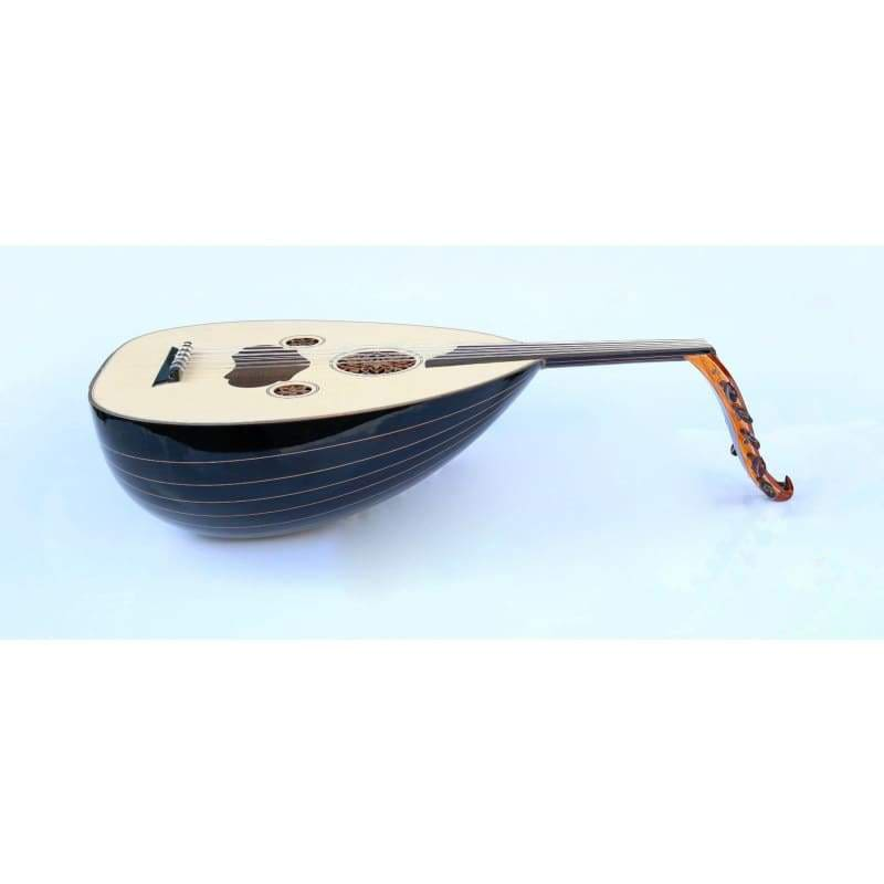 Turkish Handmade Walnut Oud AO-108 - Sala Muzik