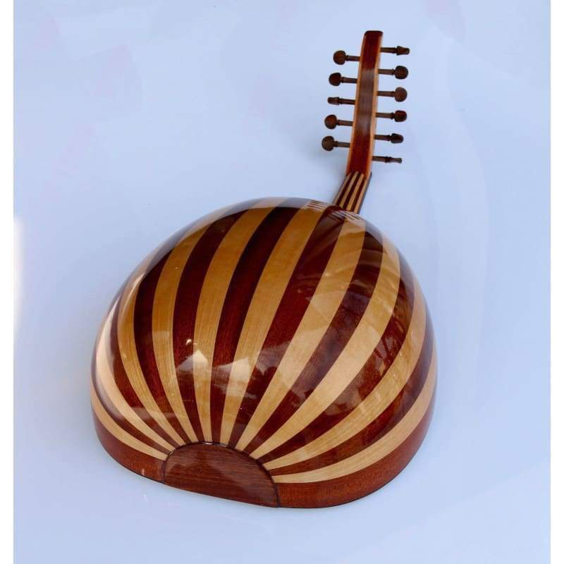 Turkish Mahogany And Maple Oud AO-103 - Sala Muzik