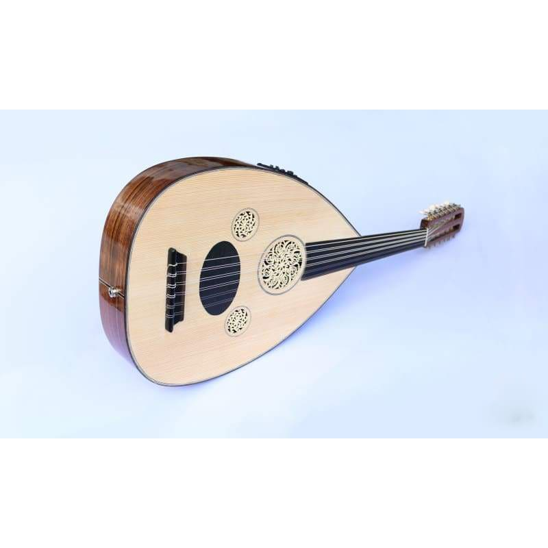 Turkish Professional Electric Oud OUDE #4 - Sala Muzik