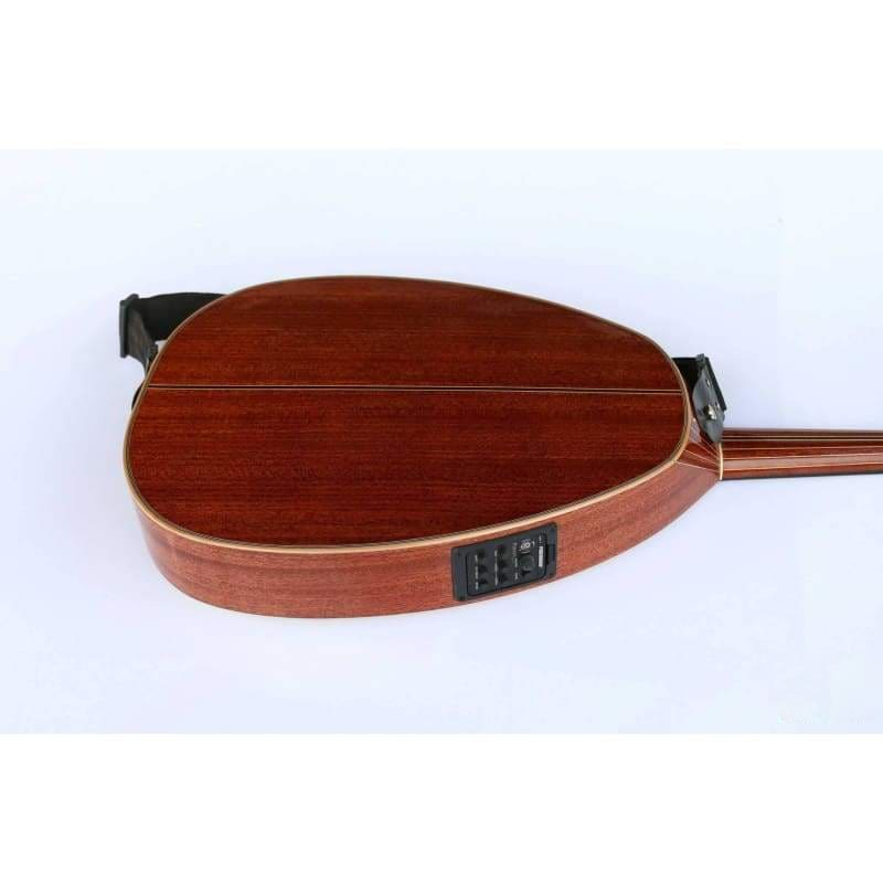 Turkish Professional Half Electric Oud OUDE #5 - Electric Oud
