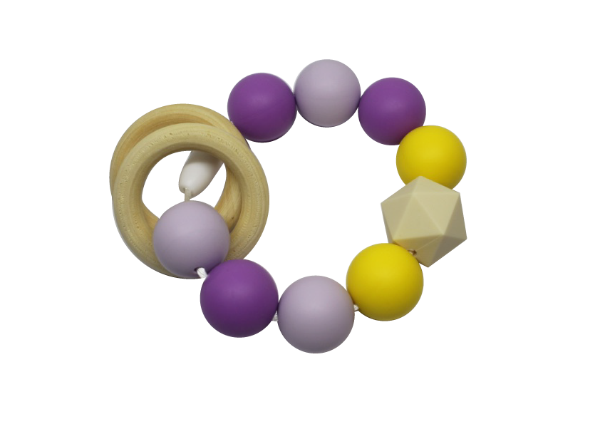 Zippy Bracelet - teethers