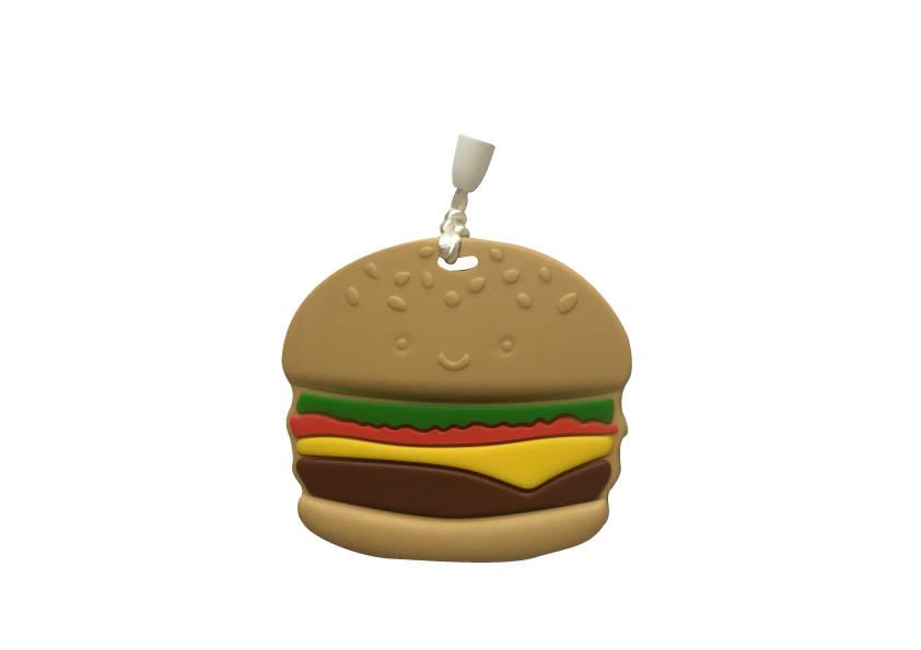 Burger Clippers - teethers