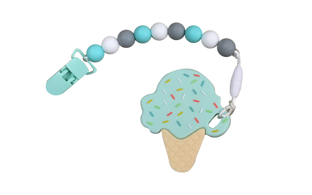 Ice Cream - Minty - teethers