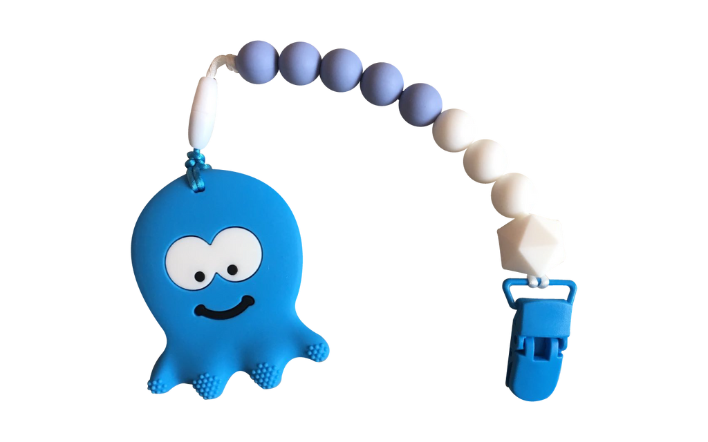 Octy Clipper - Blue - teethers