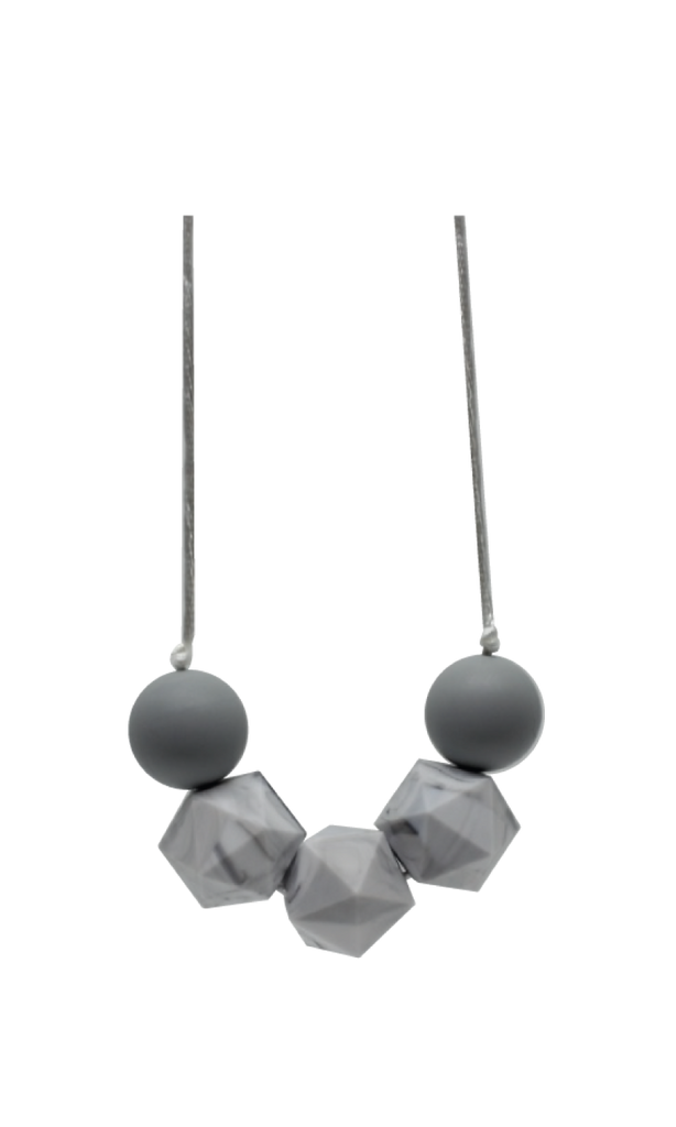 Cheery Marble Necklace - teethers