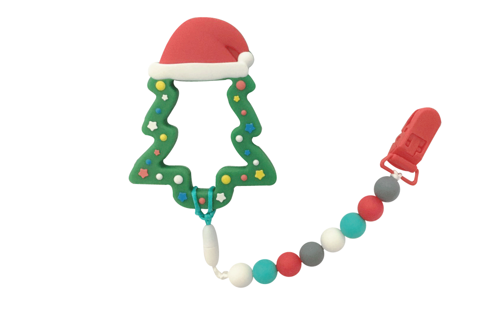 Christmas Tree Clipper - teethers