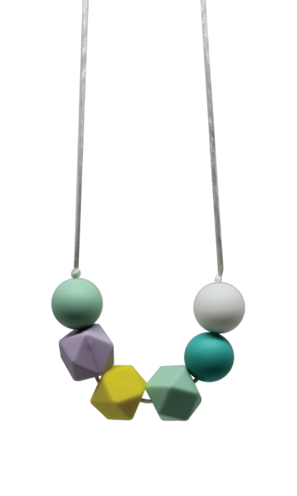 Comical Necklace - teethers