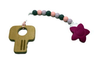 Key Teether - teethers