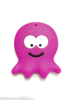 Octy - Hot pink - teethers
