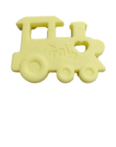 Choo-Choo - Yellow - teethers