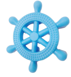 Helm - Blue - teethers