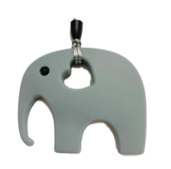 Elephant - Grey - teethers