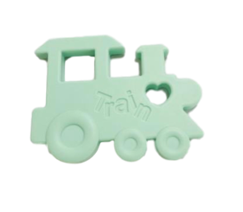 Choo-Choo - Mint - teethers