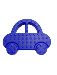 Car-car - Dark Blue - teethers