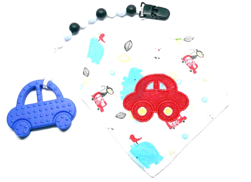 I Love Cars Gift Set