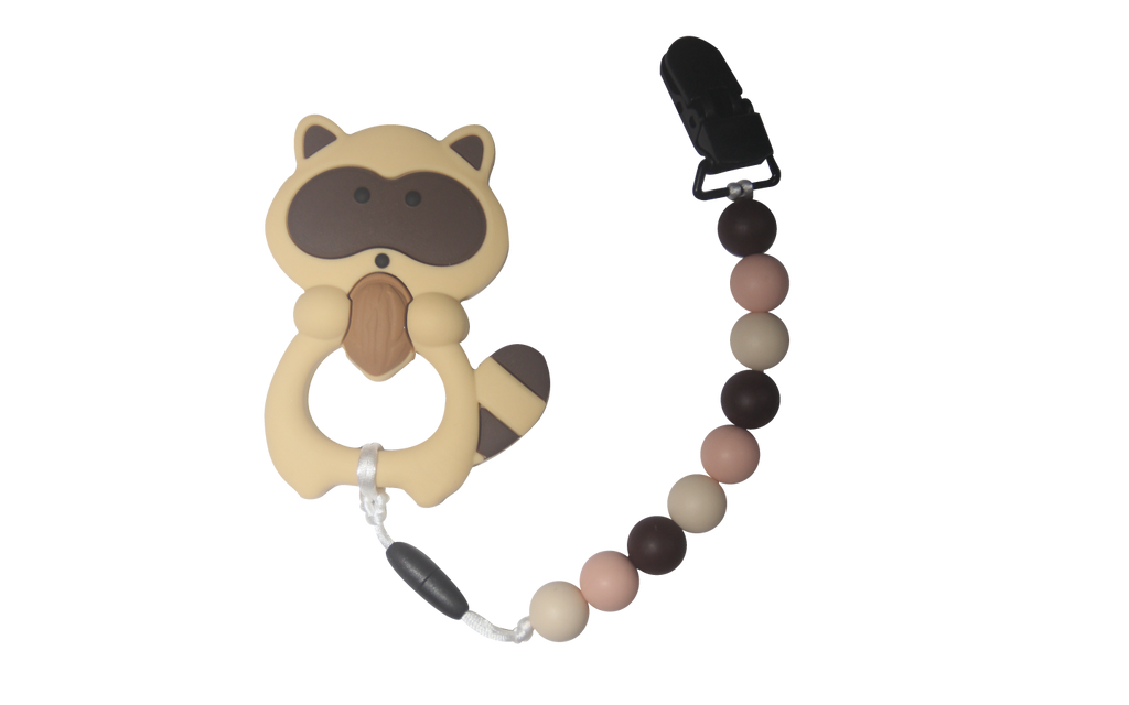 Raccoon Clipper - teethers