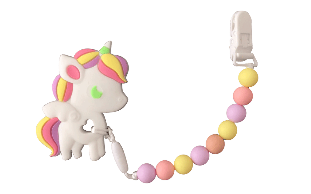 Unicorn Clipper - teethers