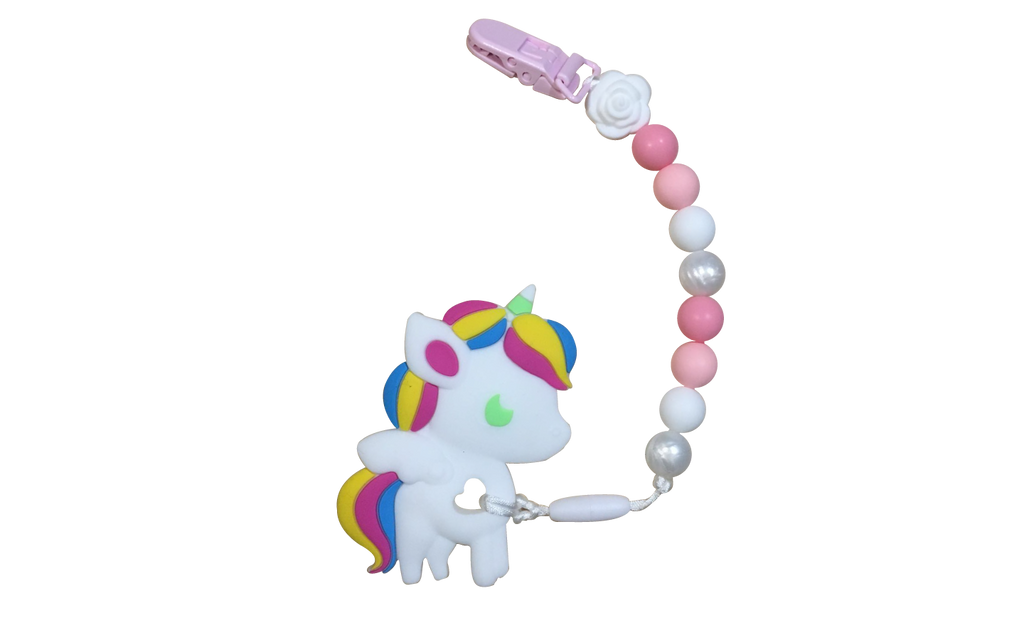 Unicorn-blink Clipper - teethers