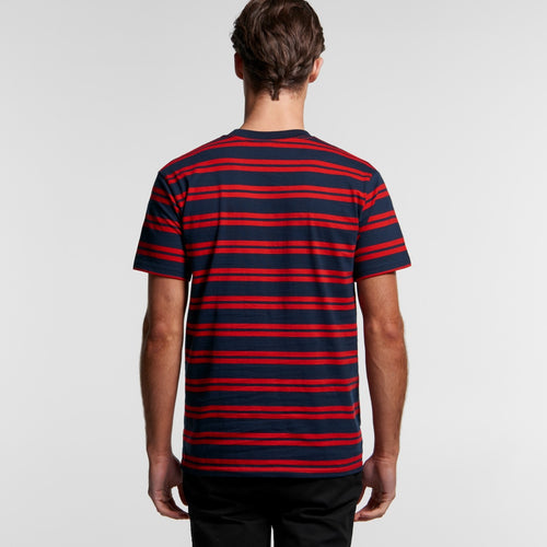 Lateral Striped Tee