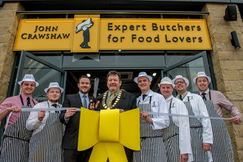 Exciting Times! Fox Valley expansion for John Crawshaw Butchers