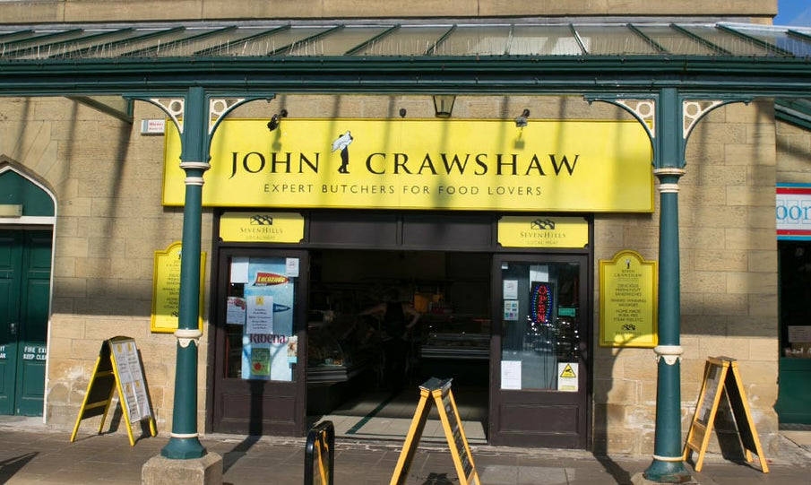John Crawshaw – Hillsborough, Sheffield