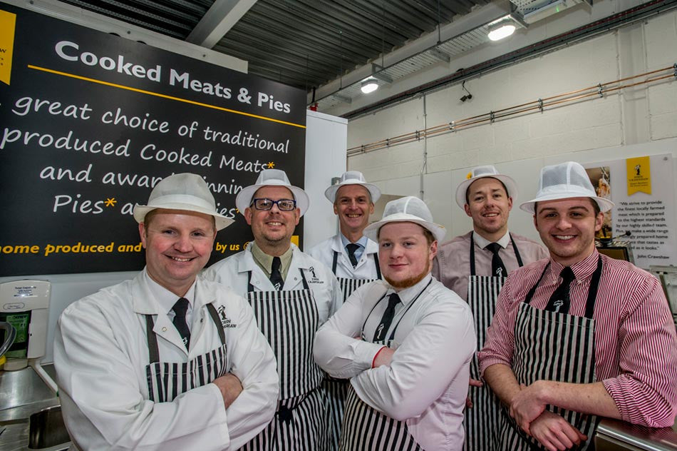 John Crawshaw Butchers – Meet the Team