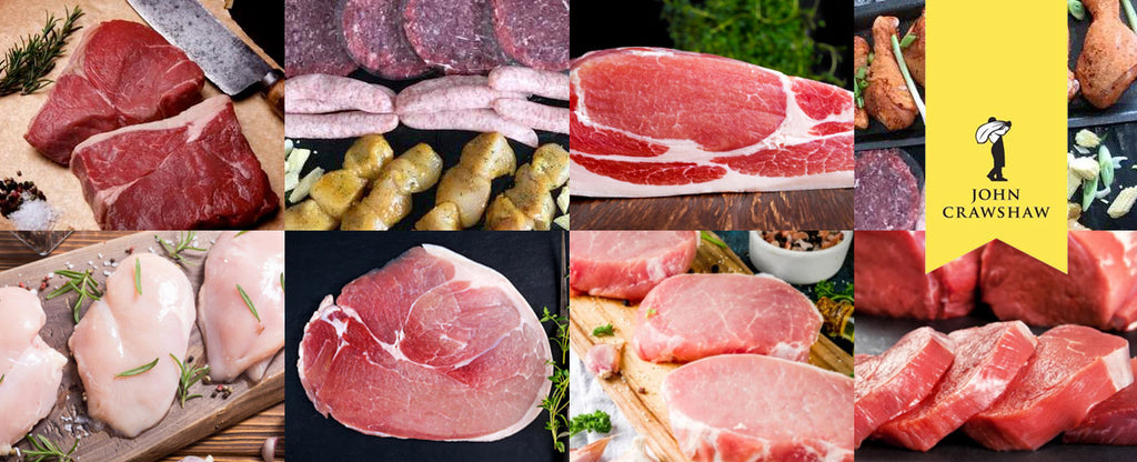 John Crawshaw Butchers - Shop online for Nationwide UK Delivery