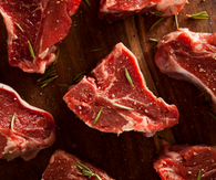 Fillet end Double Lamb Chops (500gms / 2 chops)