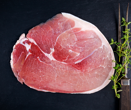 Lean Selected Slices of Prime Danish Gammon (500gms)
