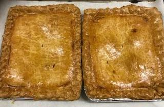 Catering Size Large Steak Pie