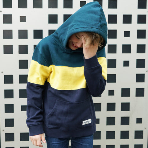 Raglan Hooded