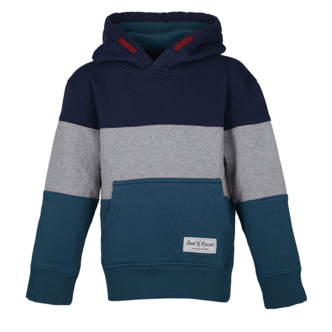 Slub Zip Hooded