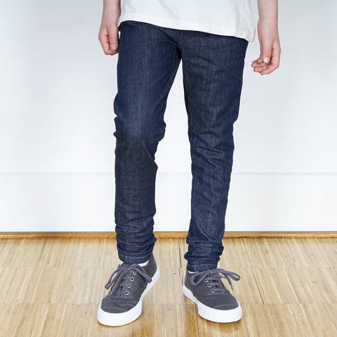 Slim Fit Denim Jogger