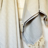 Super-soft Hammam Towel/Throw