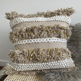 Anona Fringed Pillow