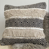 Roma Fringed Cushion