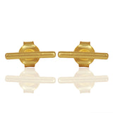 Linia 14ct Gold Earrings