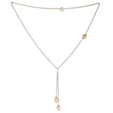 Maia Pearl Drop Necklace