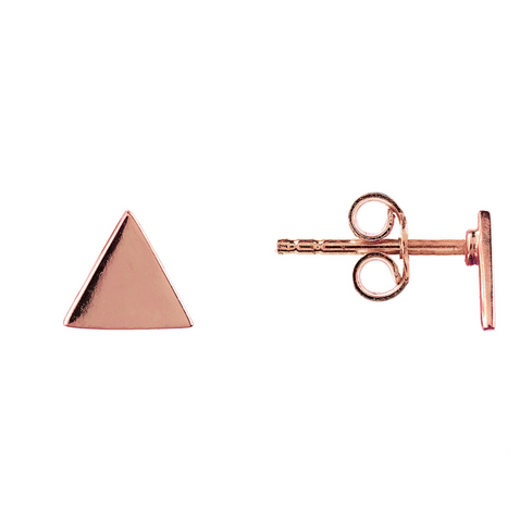 Lea Rose Gold Earrings