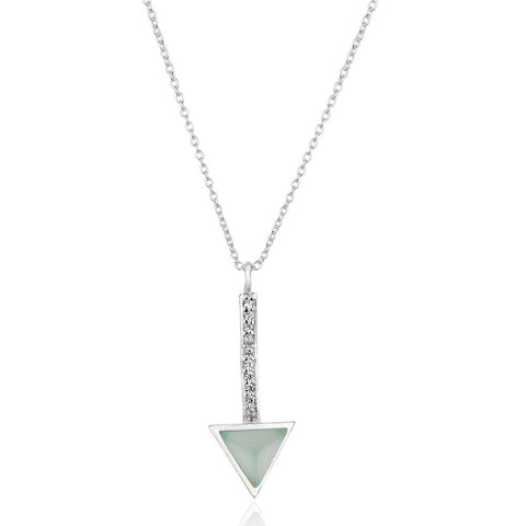 Juno Sterling Silver Necklace