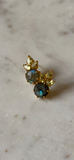 Ariadne Labradorite and Lemon Topaz Earrings