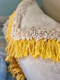 Astra Fringed Pillow